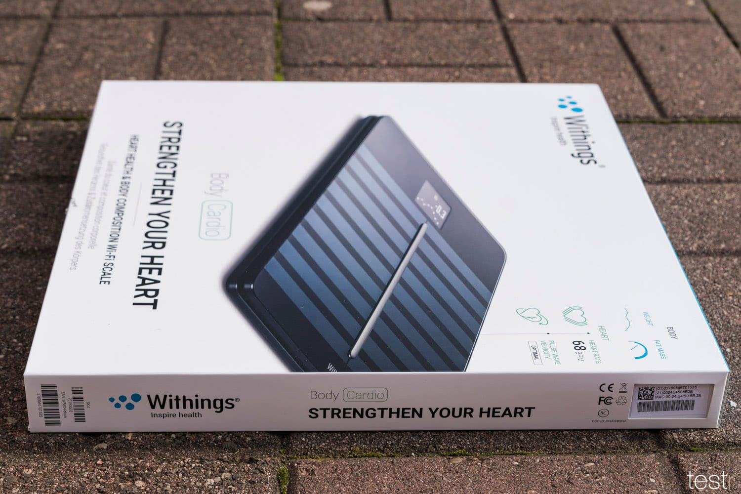 Withings BodyCardio 11