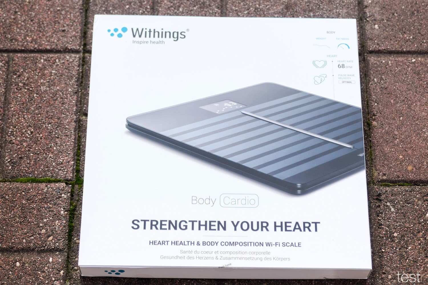 Withings BodyCardio 9