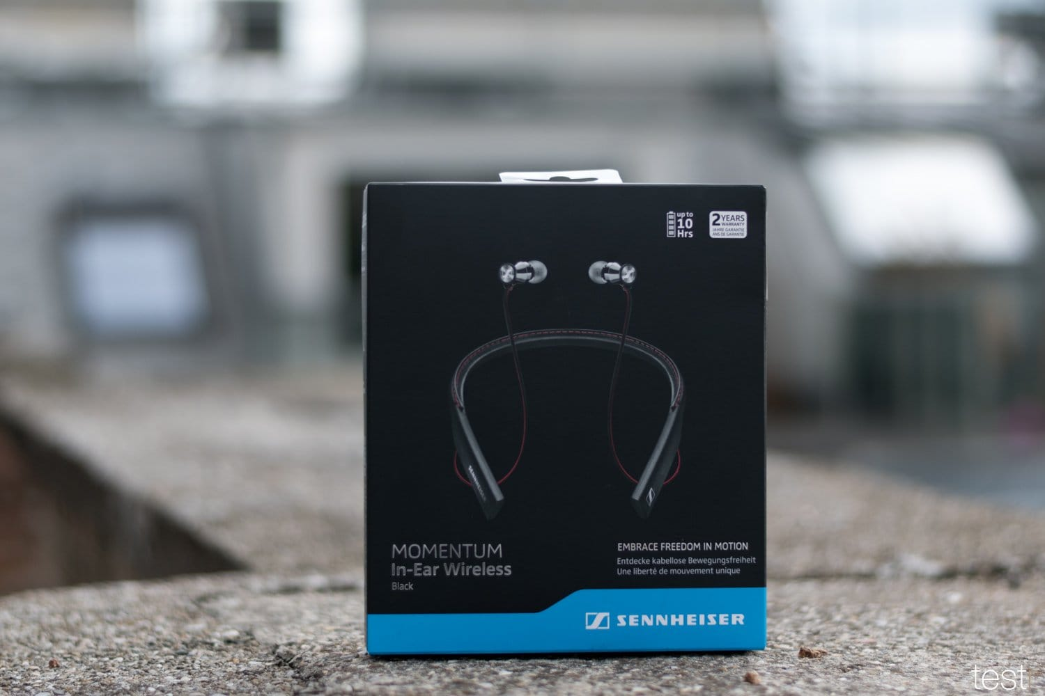 Sennheiser Momentum In Ear Wireless 1