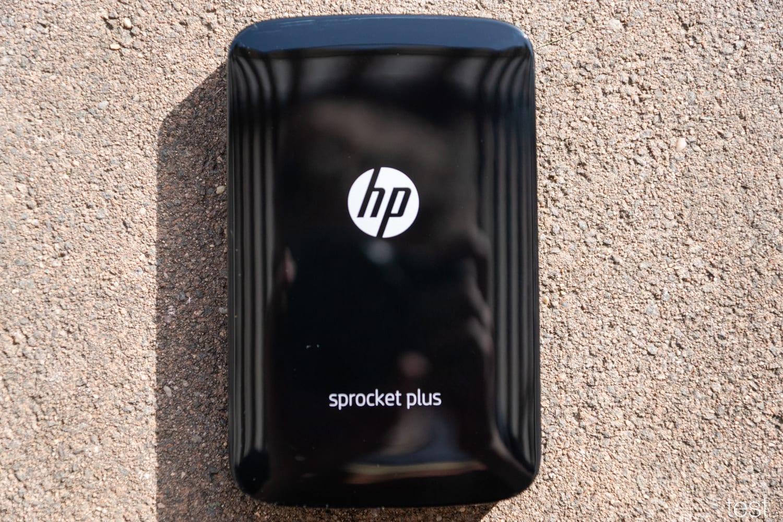 HP Sprocket Plus
