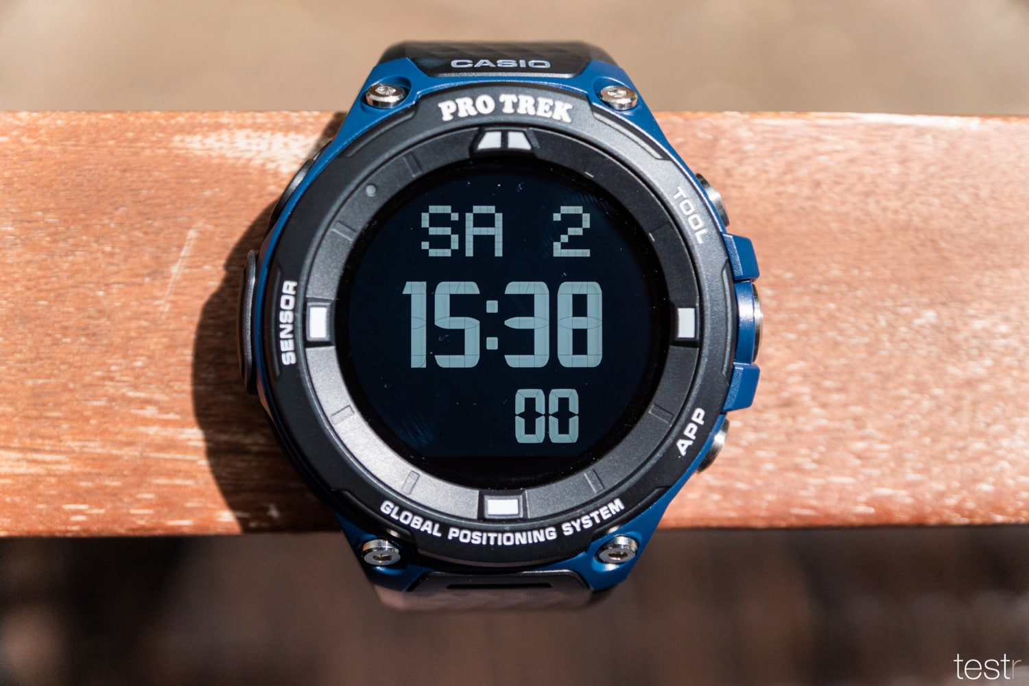 Casio Pro Trek Smart WSD F20A 57