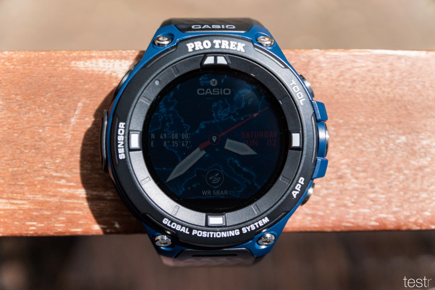 Casio Pro Trek Smart WSD F20A 58