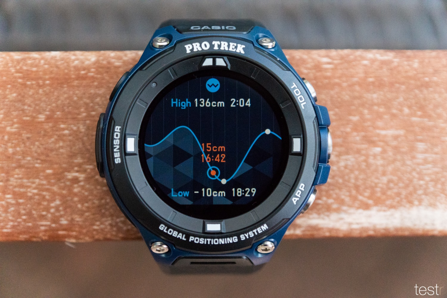 Casio Pro Trek Smart WSD F20A 64