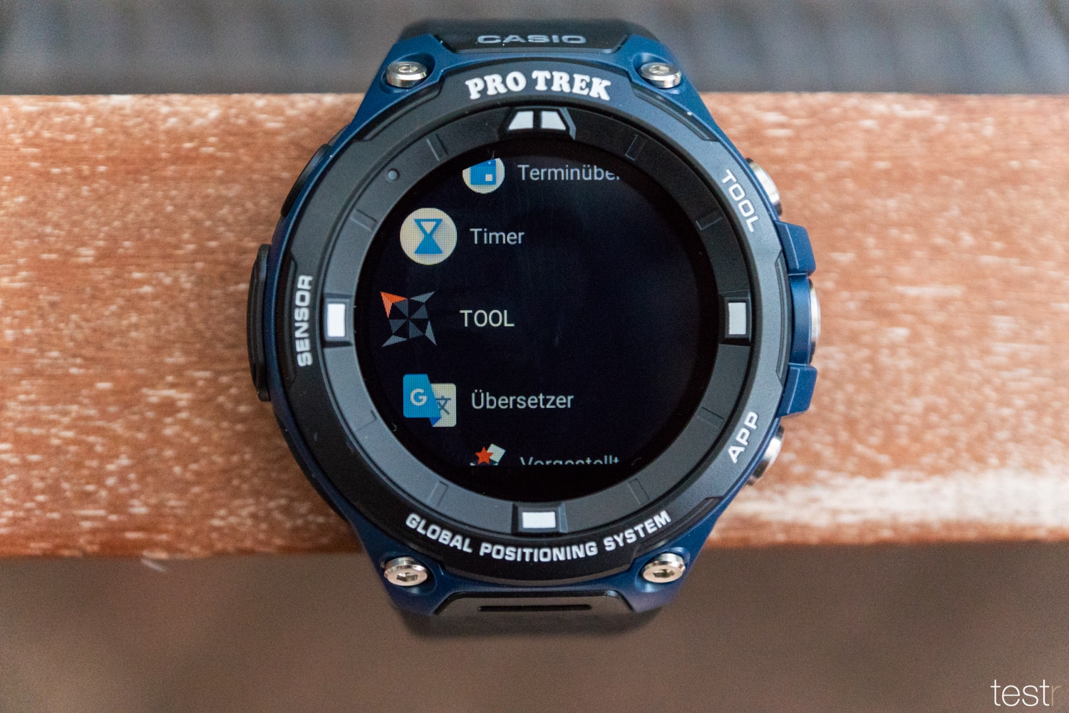 Casio Pro Trek Smart WSD F20A 68