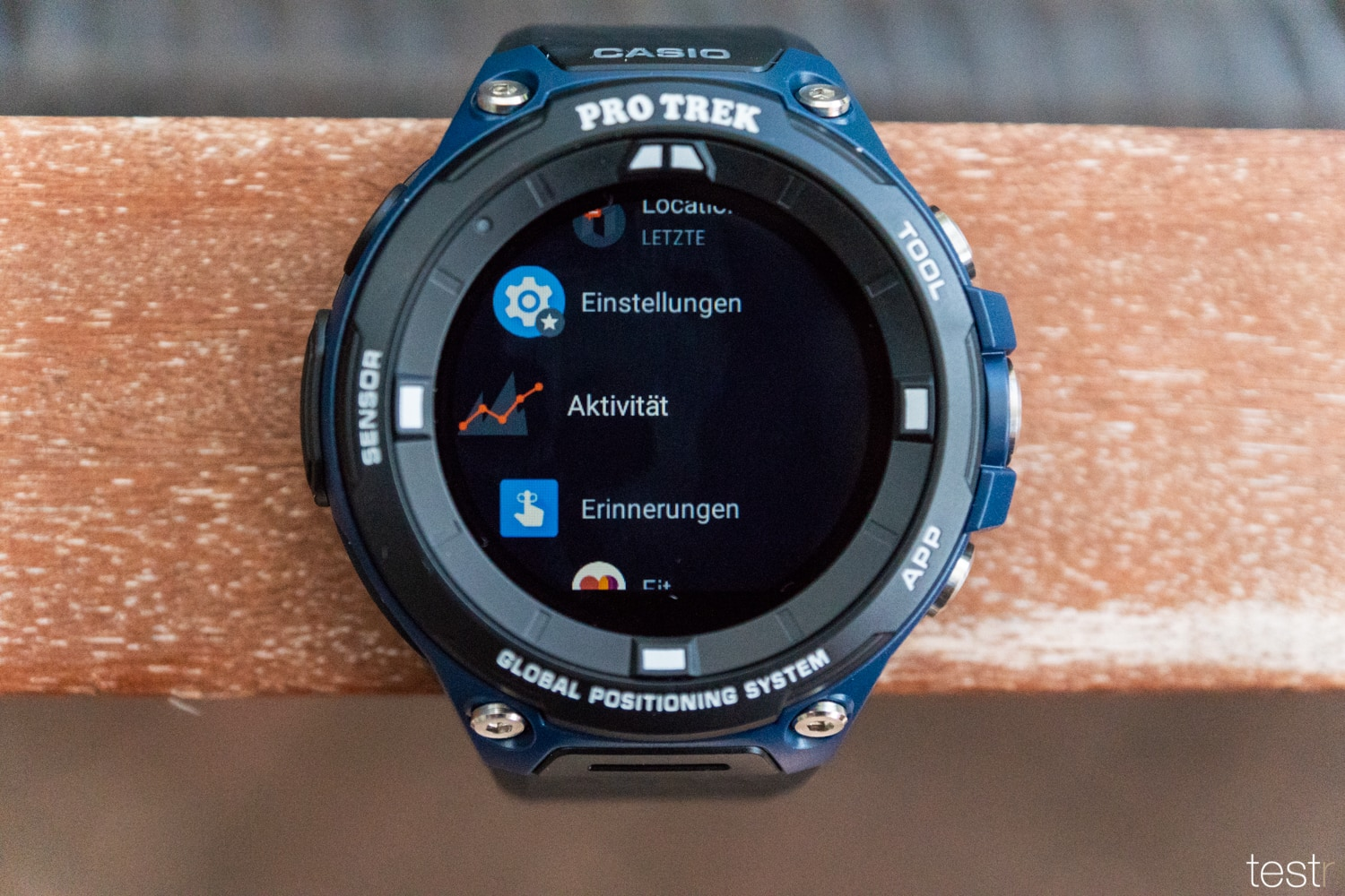Casio Pro Trek Smart WSD F20A 71