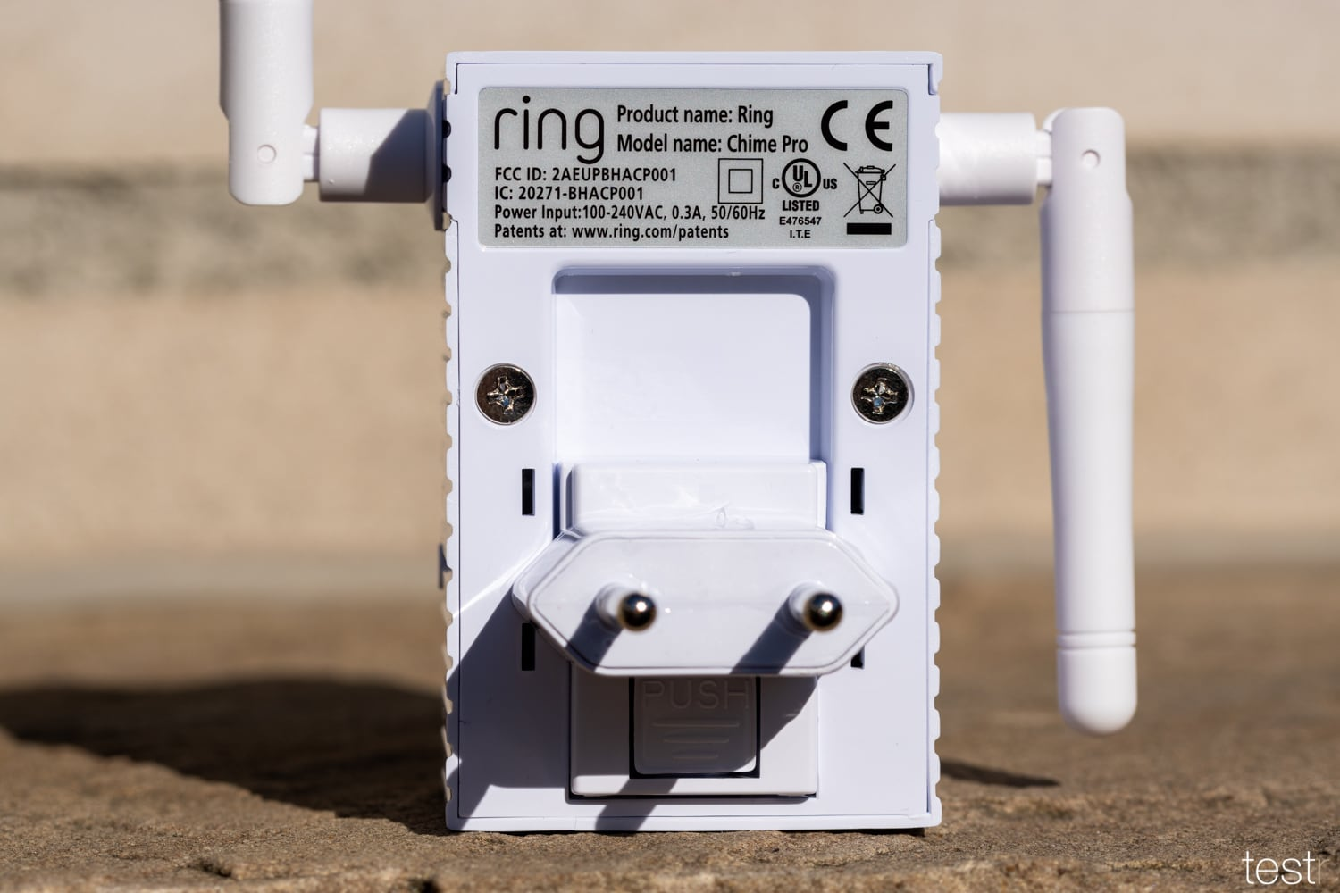 Ring Chime Pro 15