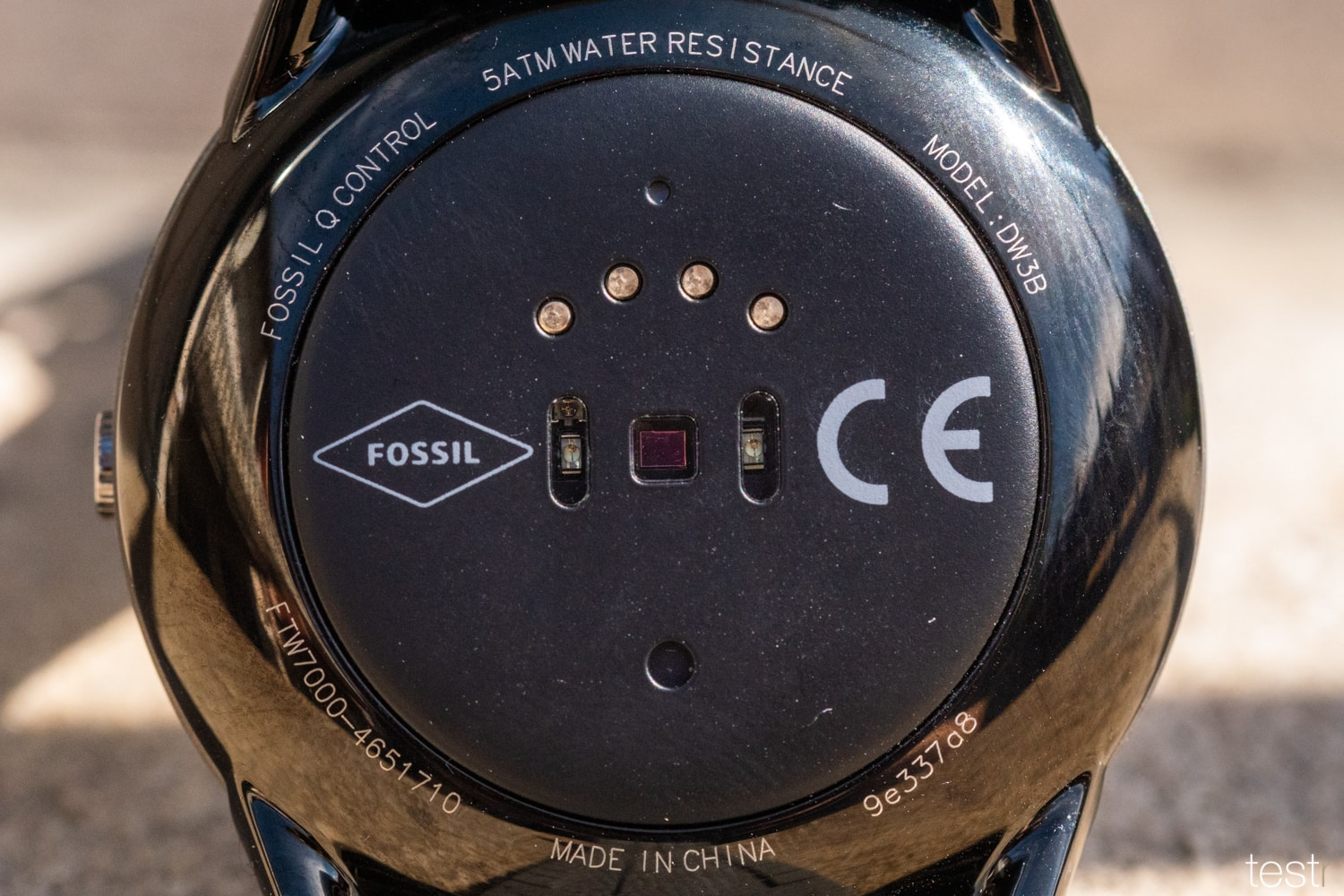 Fossil Q Control 13