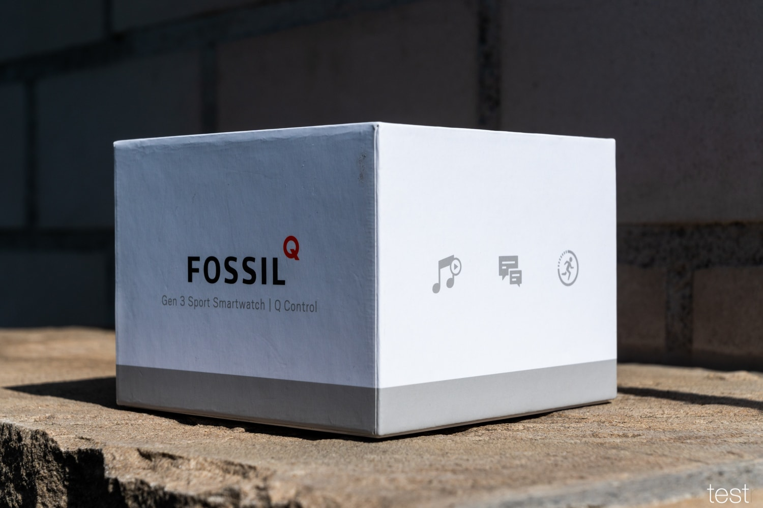 Fossil Q Control 3