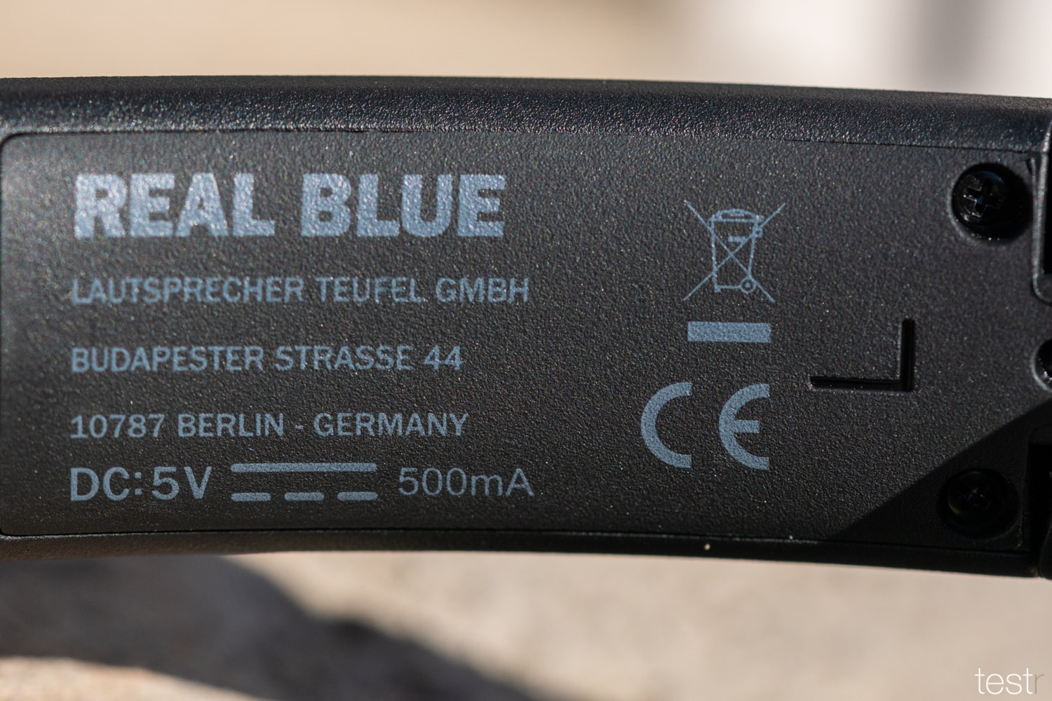 Teufel Real Blue 15