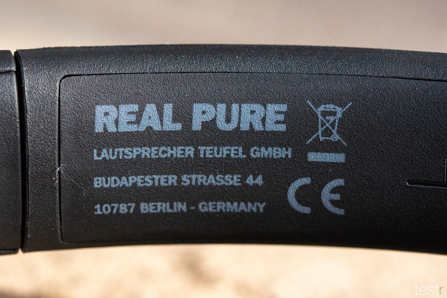 Teufel Real Pure 16