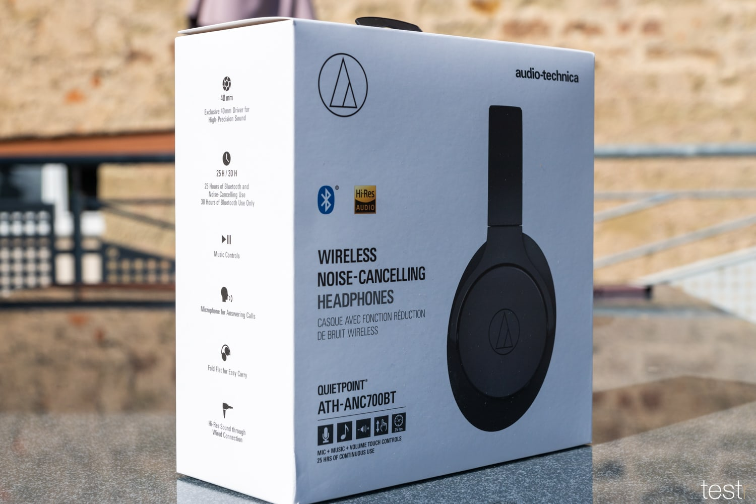 Audio Technica ATHANC700BT 1