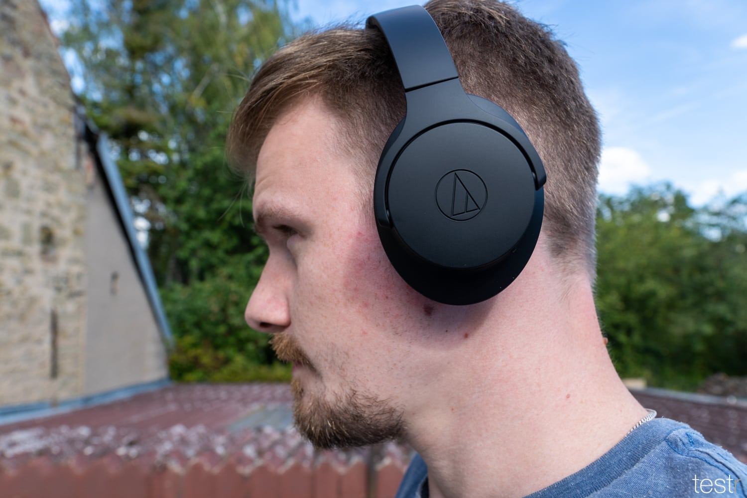 Audio Technica ATHANC700BT Tragekomfort 2