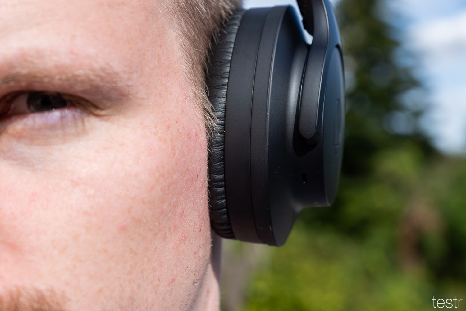 Audio Technica ATHANC700BT Tragekomfort 3