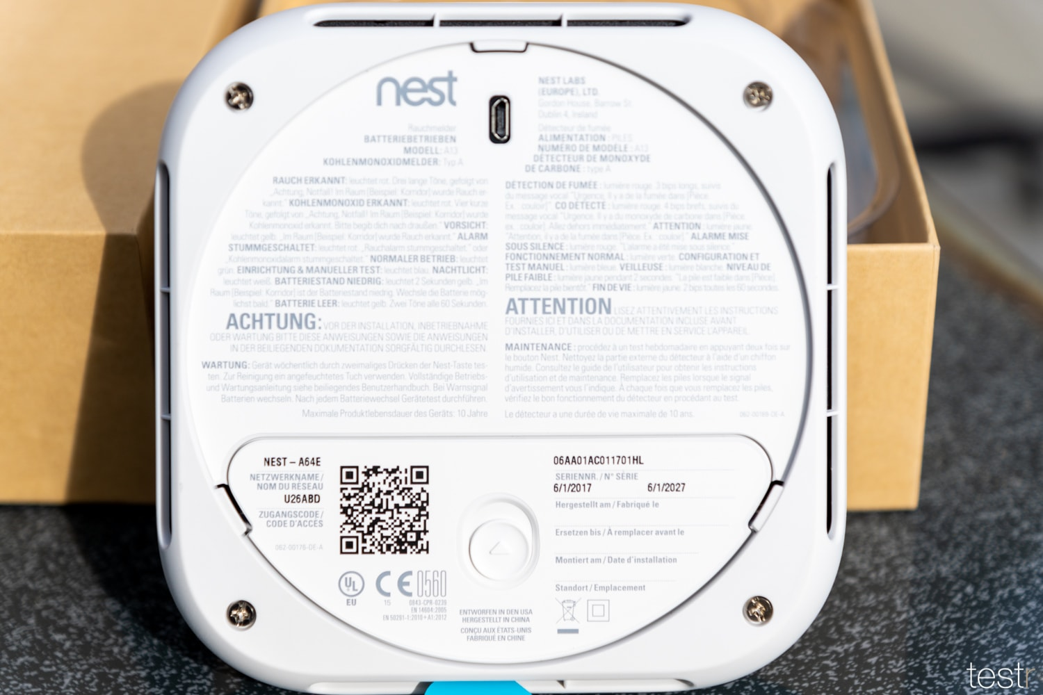 Nest Protect 12