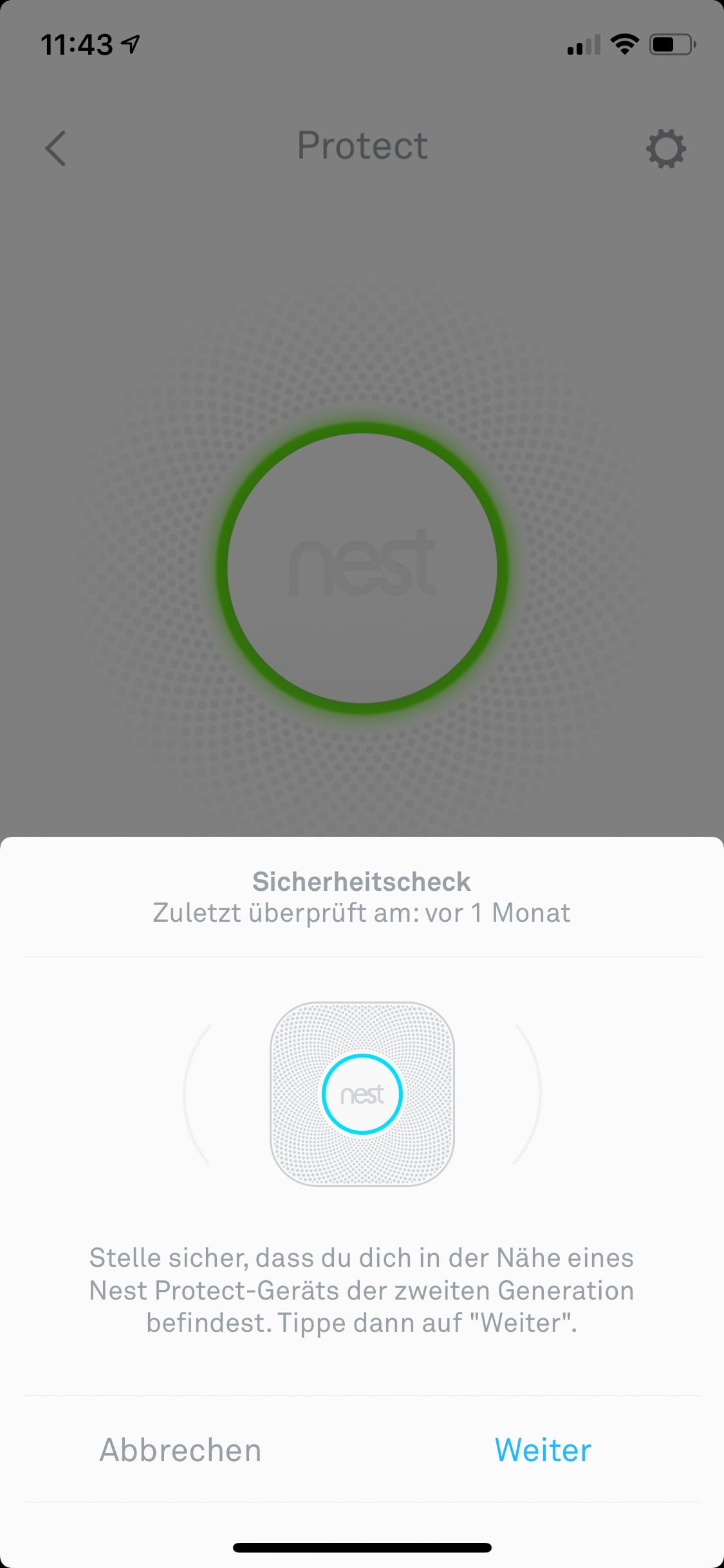 Nest Protect Software (App) 11