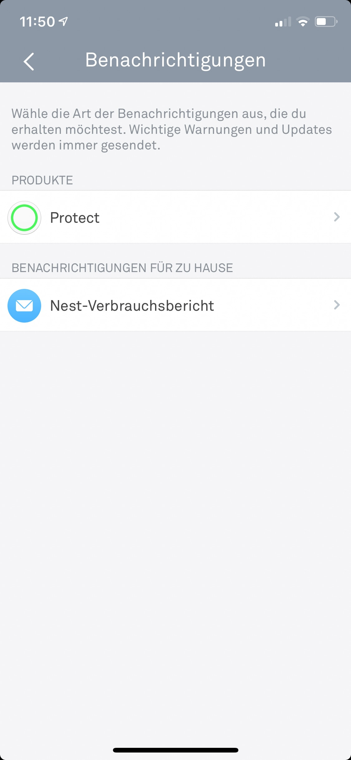 Nest Protect Software (App) 17