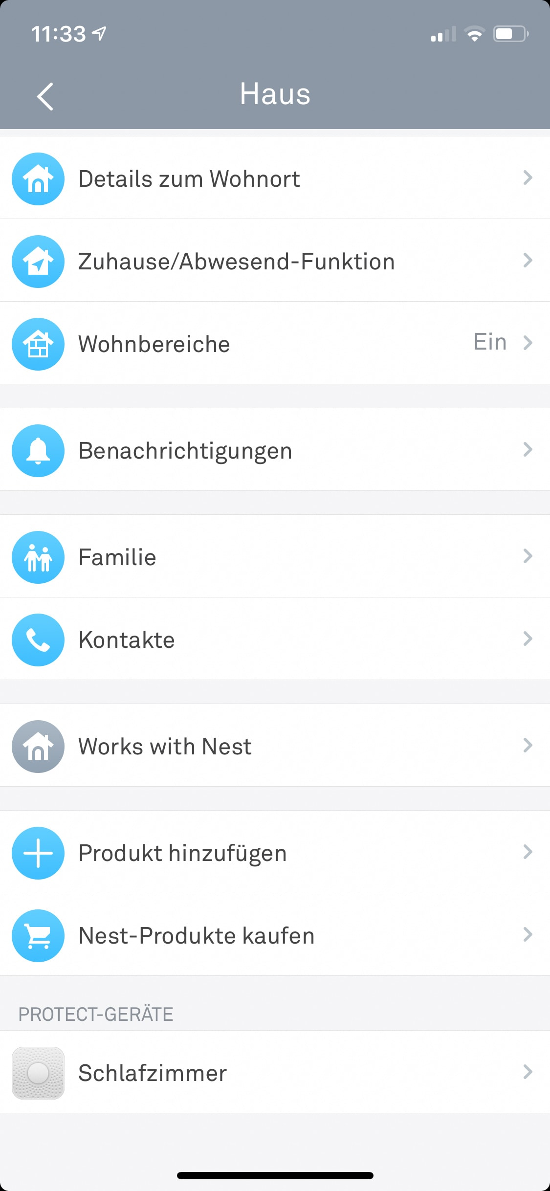 Nest Protect Software (App) 4