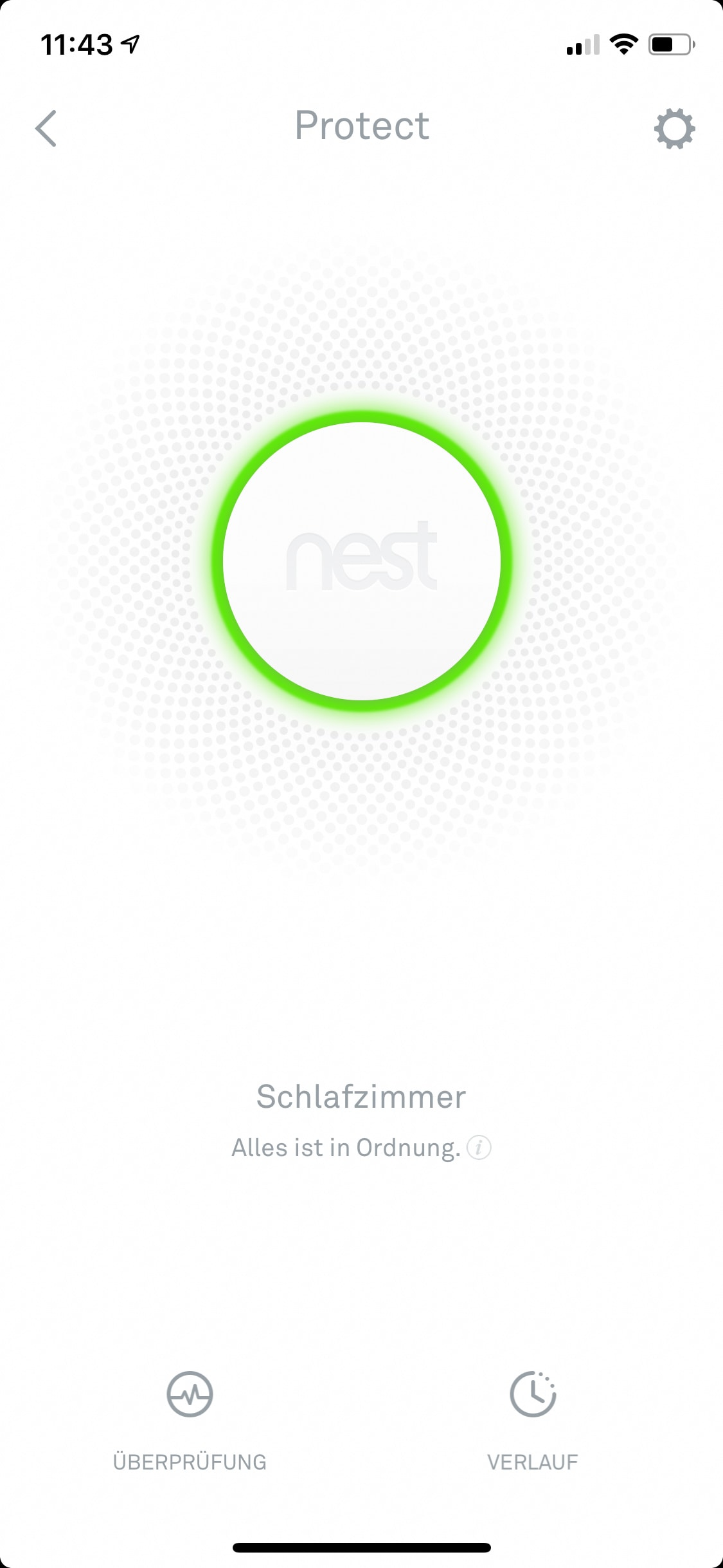 Nest Protect Software (App) 9