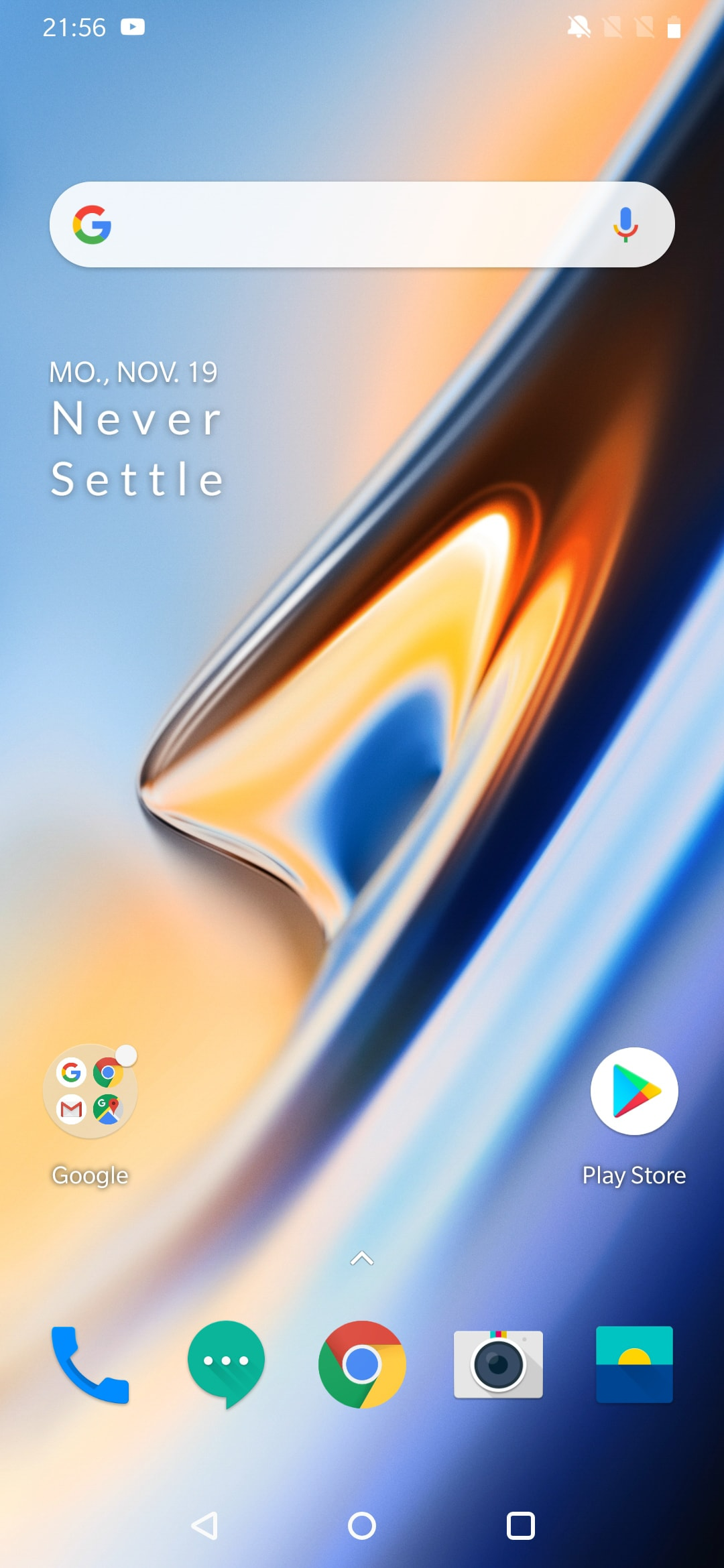 One Plus 6T Software 1