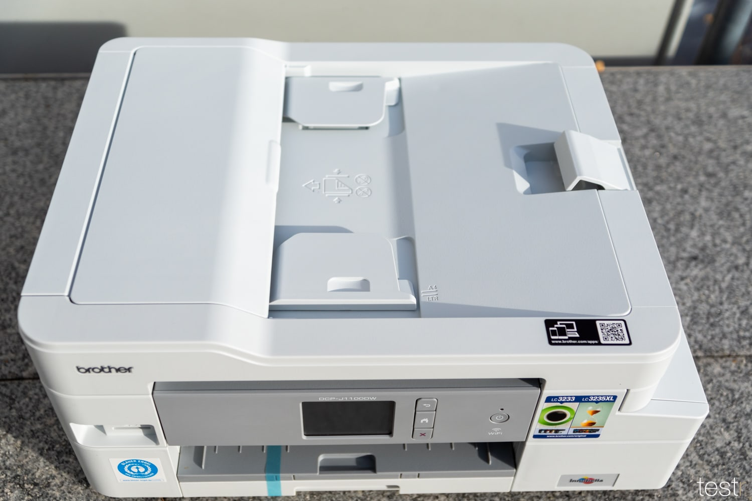 Brother DCP J1100DW 16