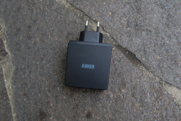 Anker Quad-Port Wall Charger