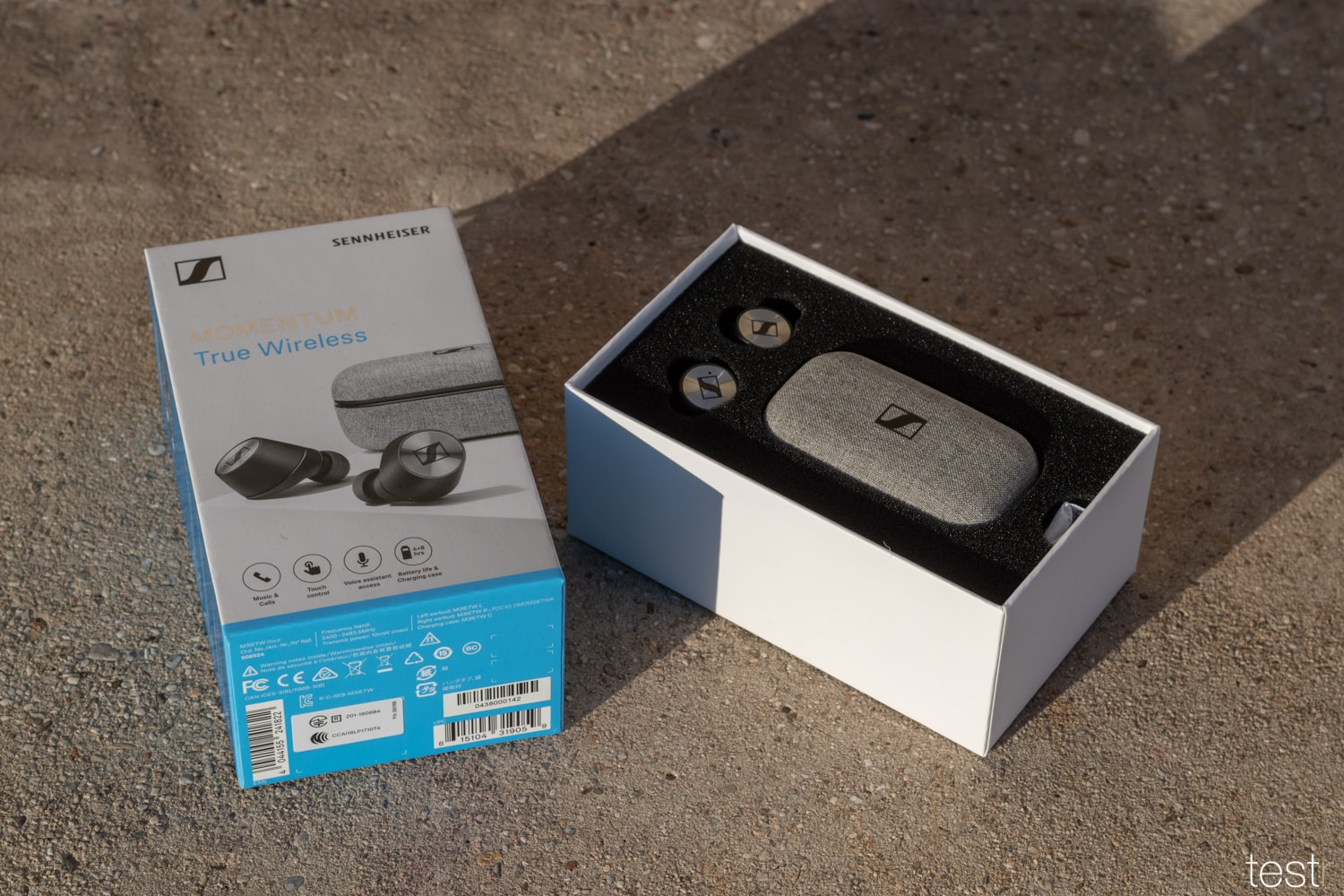 Sennheiser MOMENTUM True Wireless 4