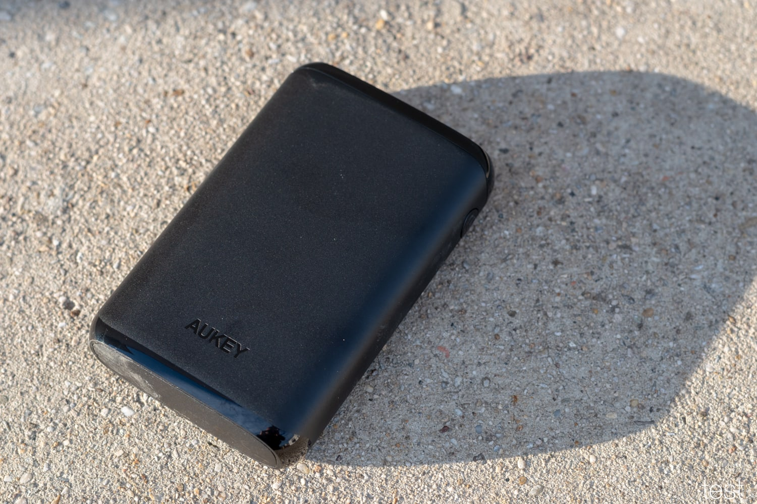 AUKEY USB-C Powerbank 10000 Design