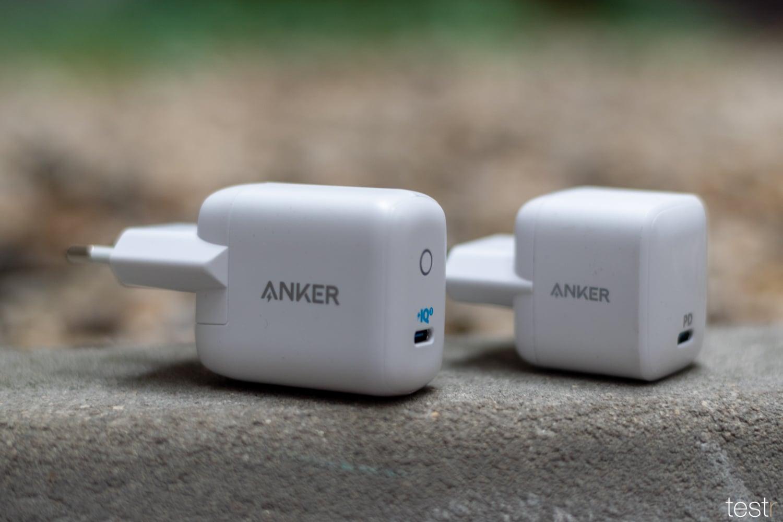 Anker PowerPort III mini und Anker PowerPort Atom PD1 im Vergleich