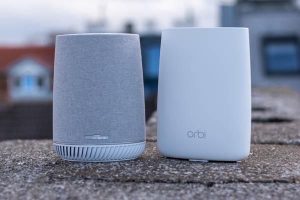 NETGEAR Orbi Voice Mesh WLAN System
