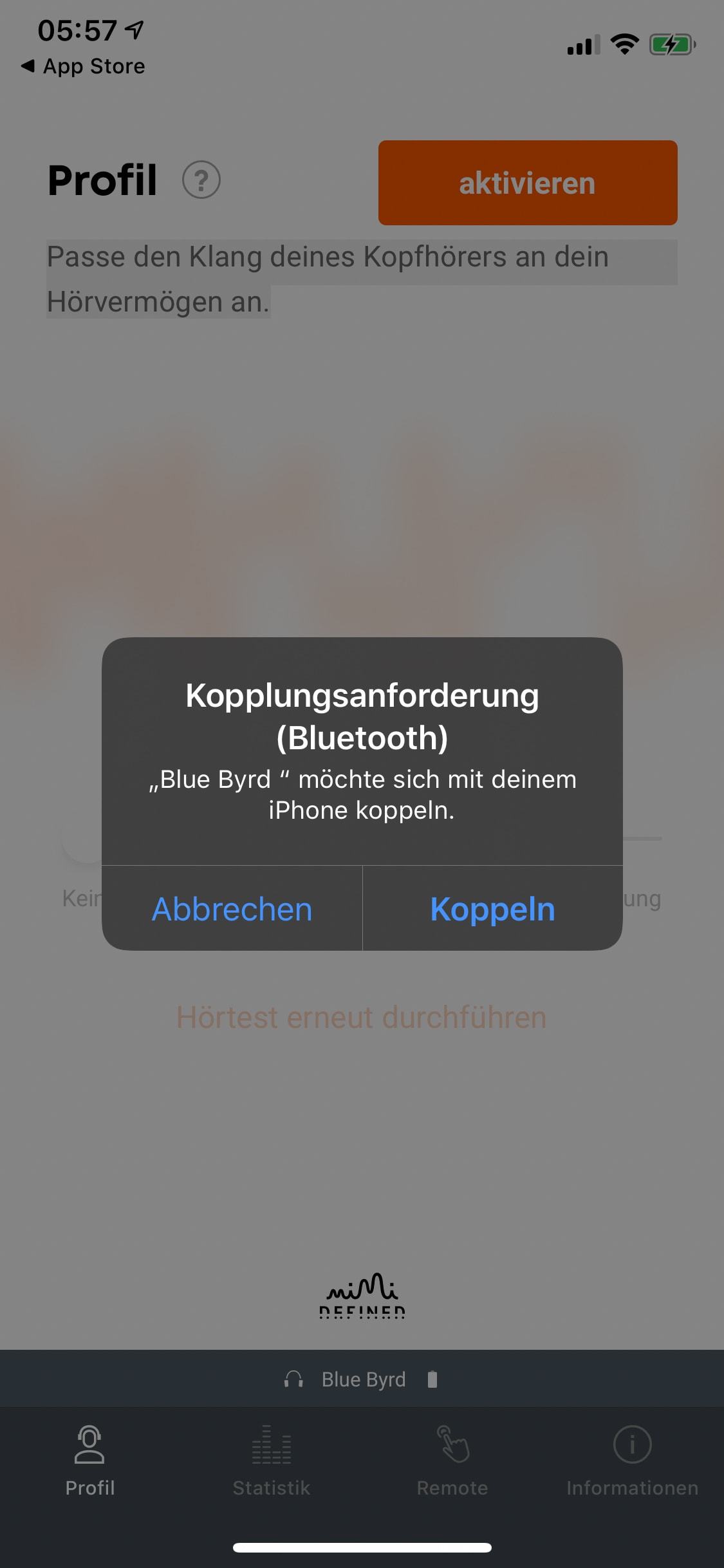 Beyerdynamic Blue Byrd App 3