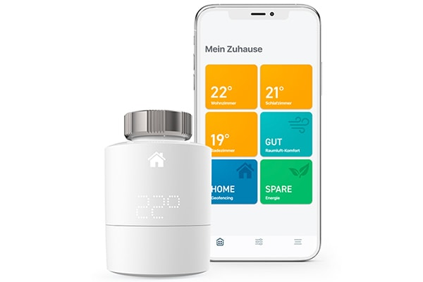 tado°smartes Heizkörper-Thermostat Starter Kit V3+