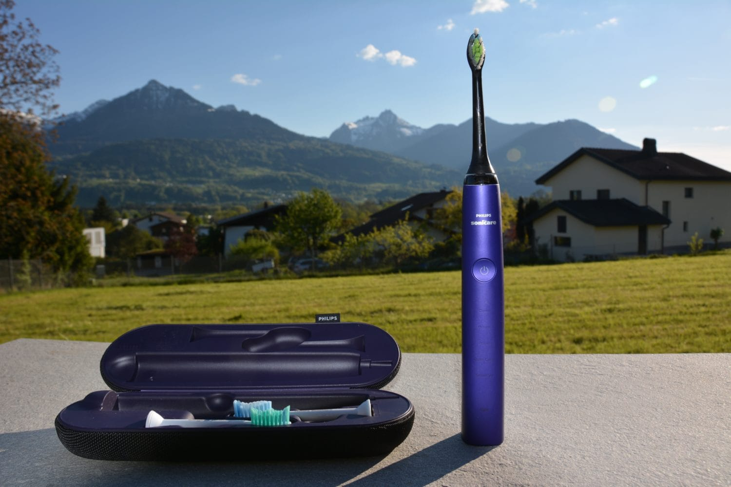Sonicare DiamondClean Amethyst Edition 2